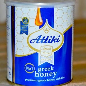 Attiki premium honey 1kg